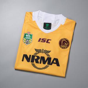 comprar Camiseta Brisbane Broncos Rugby 2018-2019 Commemorative