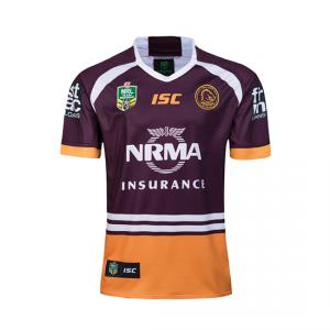 comprar Camiseta Brisbane Broncos Rugby 2018 Local