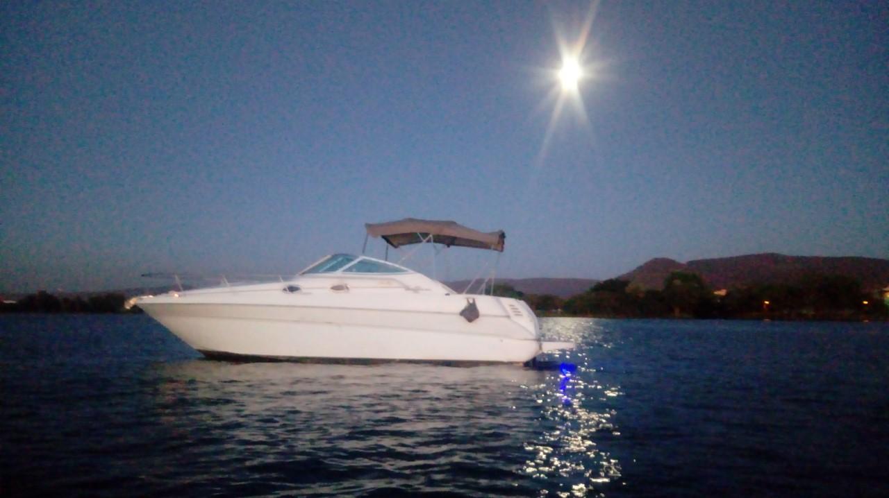 270 sea ray sundancer