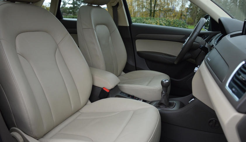 Audi Q3 2.0 TDi quattro