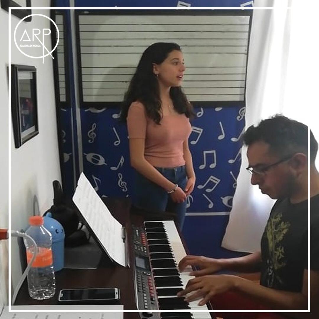 Academia de Música ARP. Clases de Piano