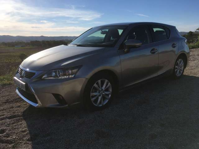 Lexus CT 200h Executive Navibox