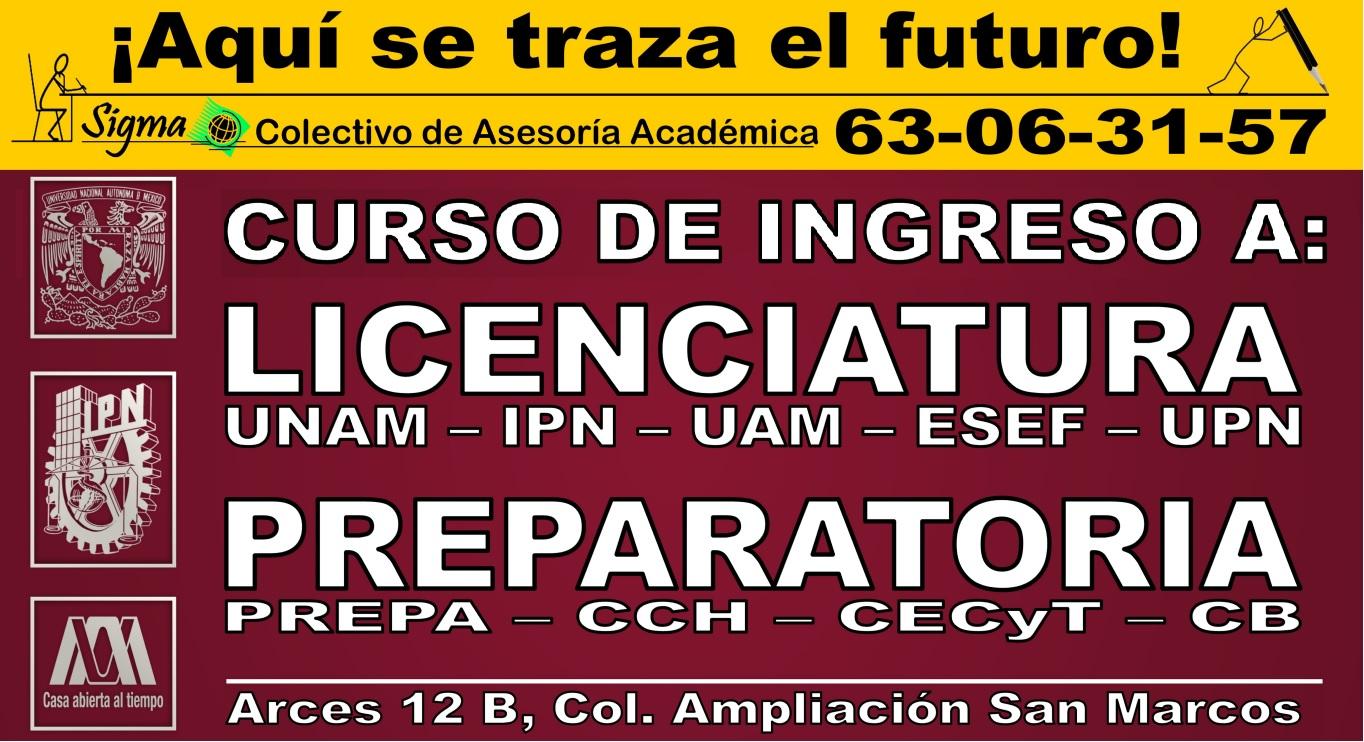 Ingreso a la licenciatura  2020