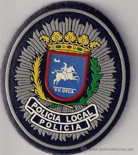 Temario policia local de Huesca