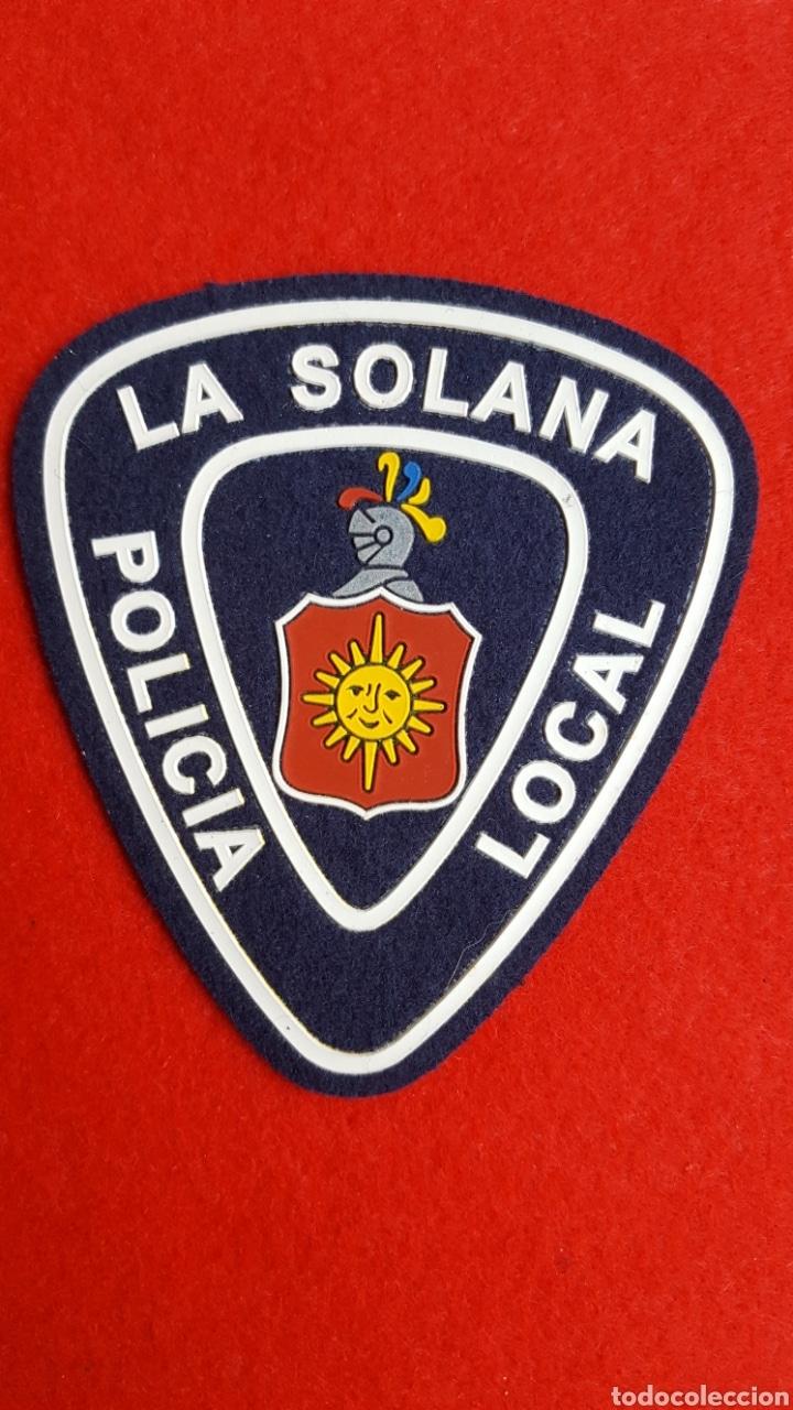 Temario Policia Local de La Solana