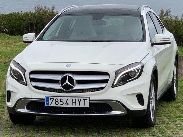 Mercedes-Benz GLA 200 CDI Style