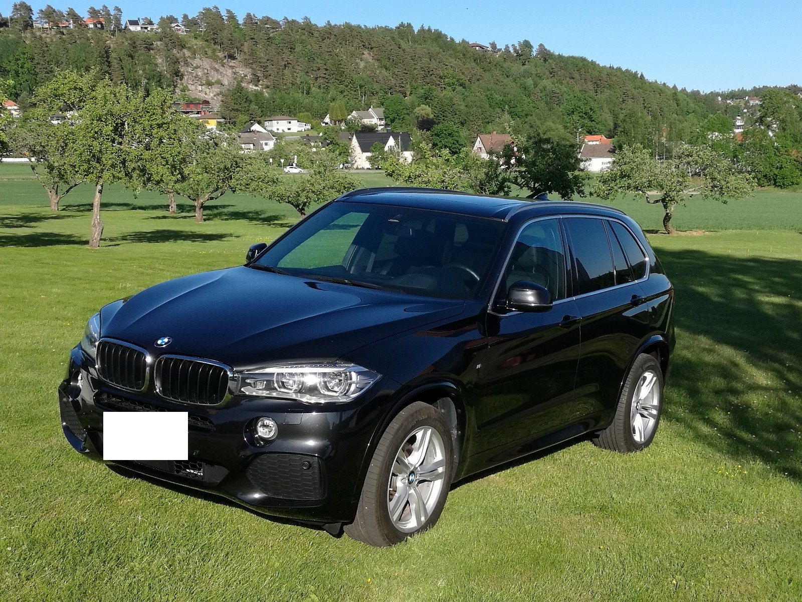 BMW X5 X Drive 25 d Webasto Panomara, 2015