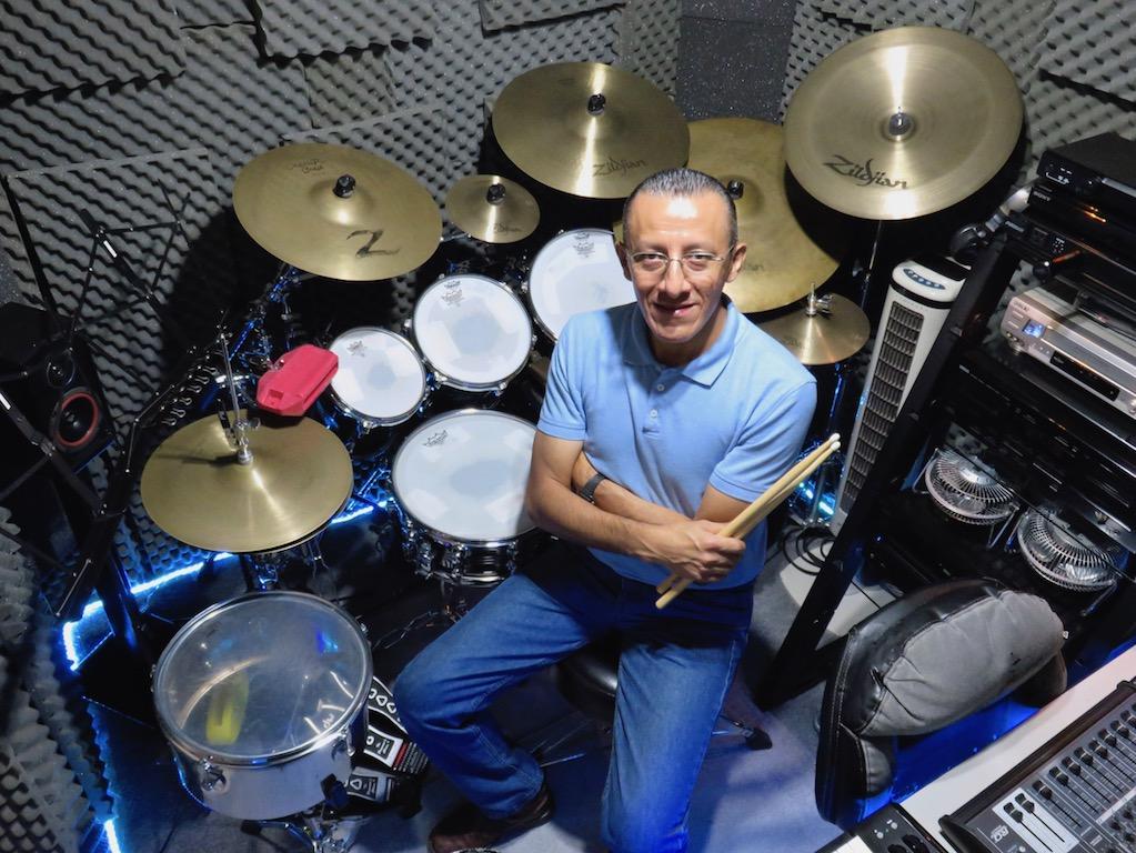 Multitrack Digital Drum & Home Studio / clases de bateria