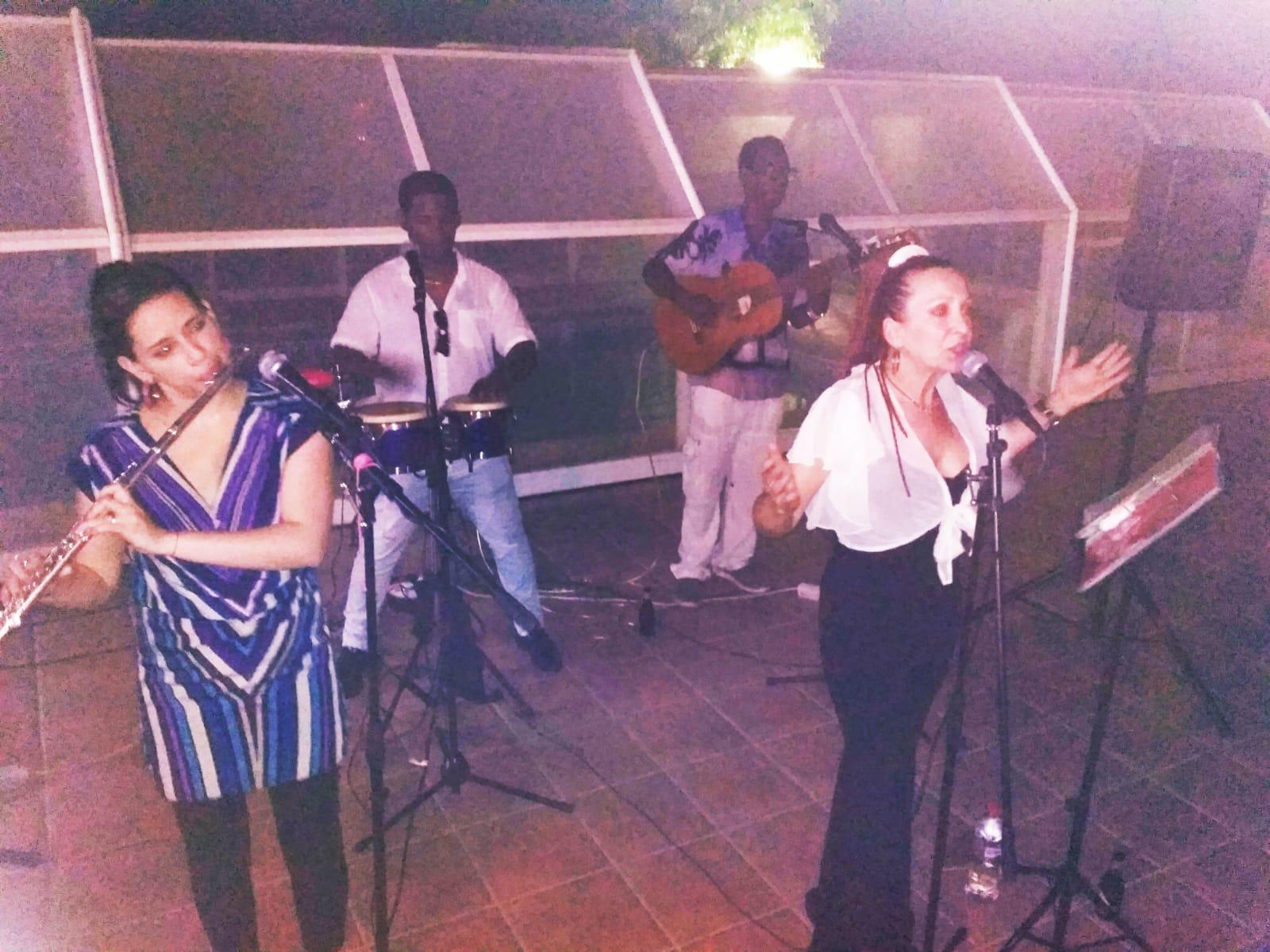 Tradicion Cubana,salsa,sabor y latin jazz