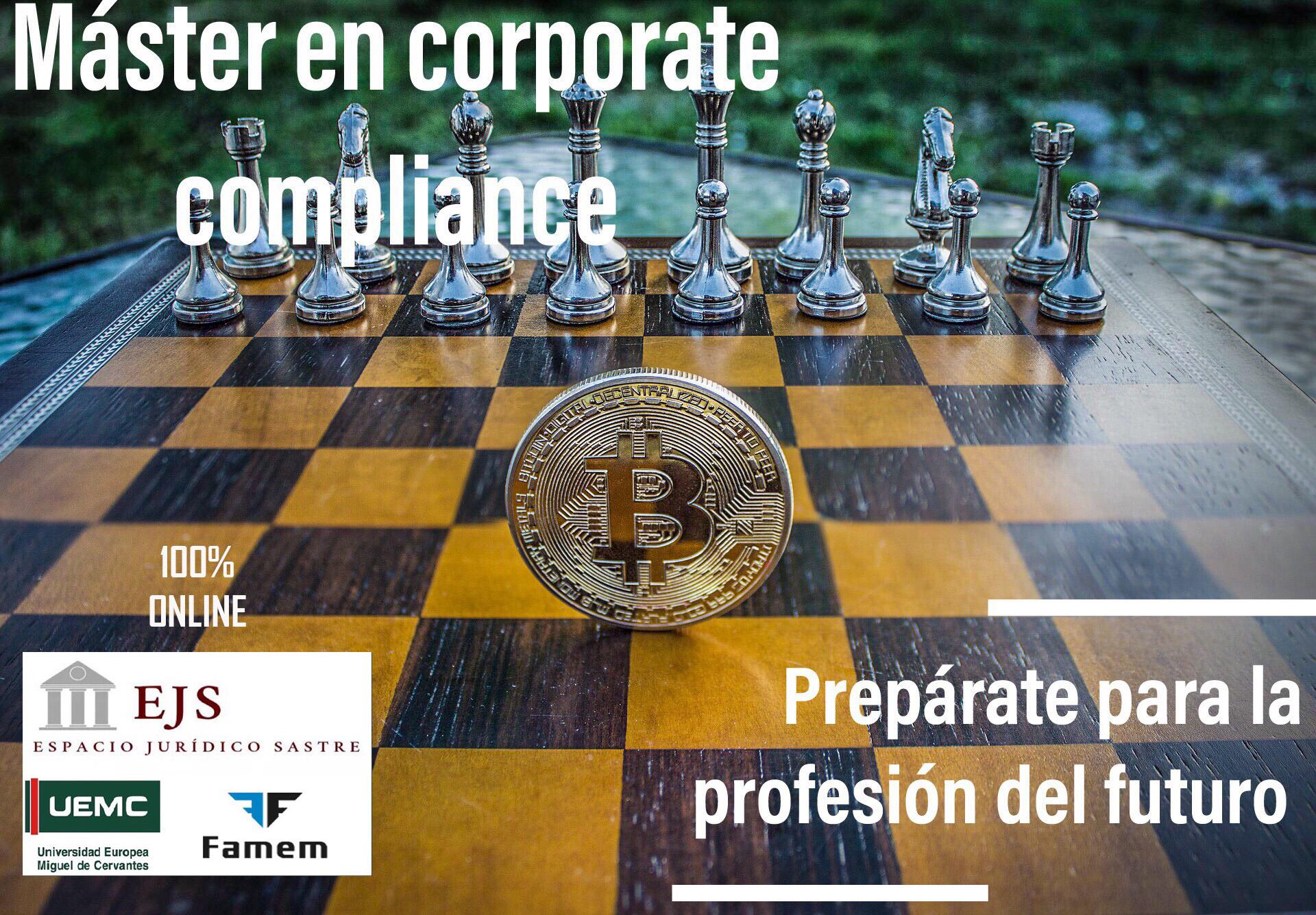 Master corporate compliance