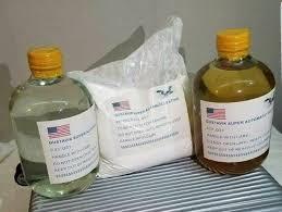 Compre solución química ssd para limpiar notas negras en línea.