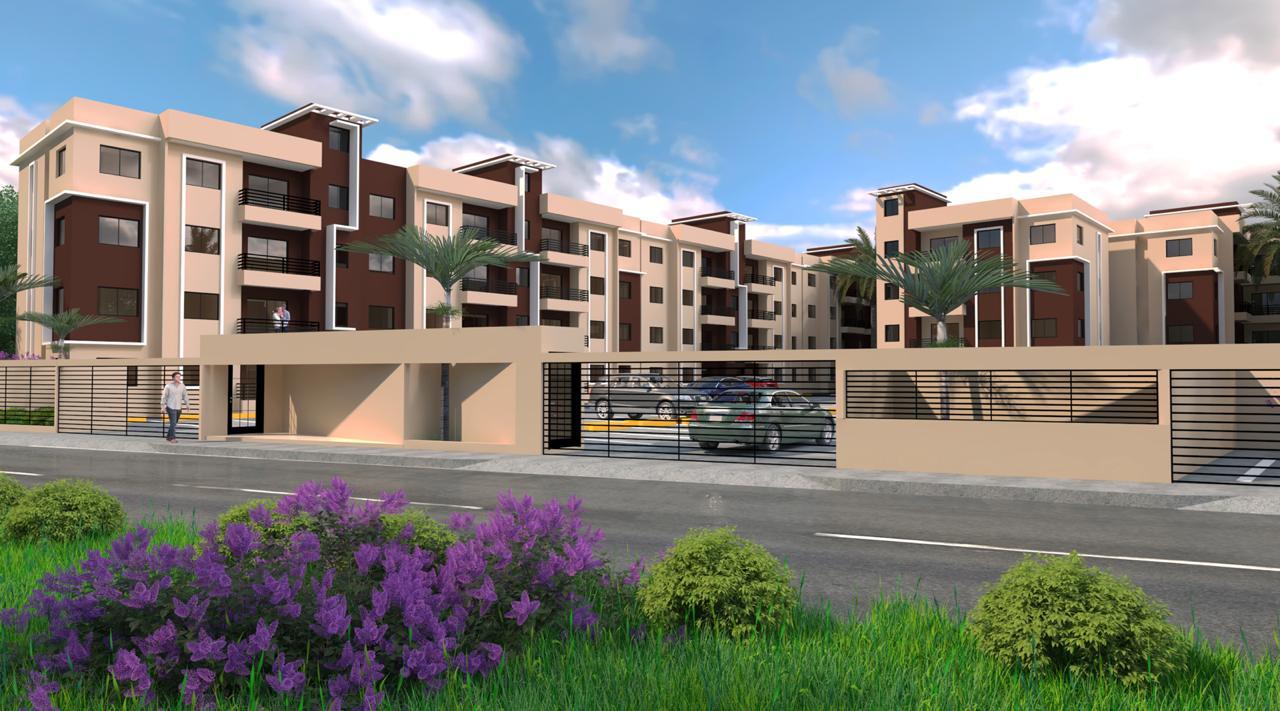 RESIDENCIAL PRADERA DE LOS REYES 2: Apartamentos en Zona Oriental