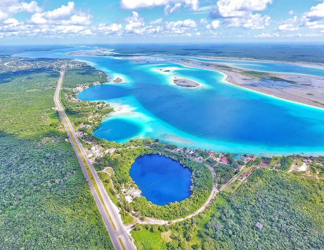 Lotes eco-residenciales arrivÉe lagon bacalar