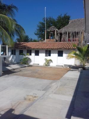 Casa tipo Hostal en playa Zicatela Puerto Escondido Oaxaca