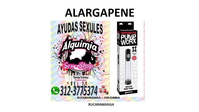 #Alargapene, cremas, bombas tratamiento a domicilio