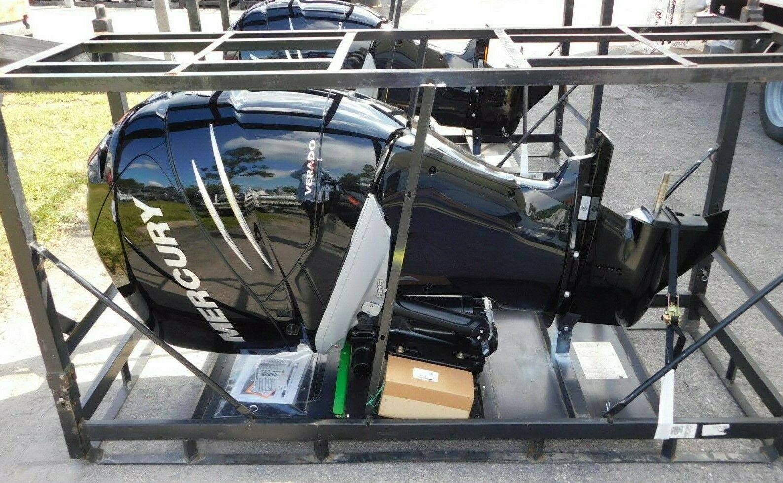 New 2018 Mercury 250L Pro Verado (L6)