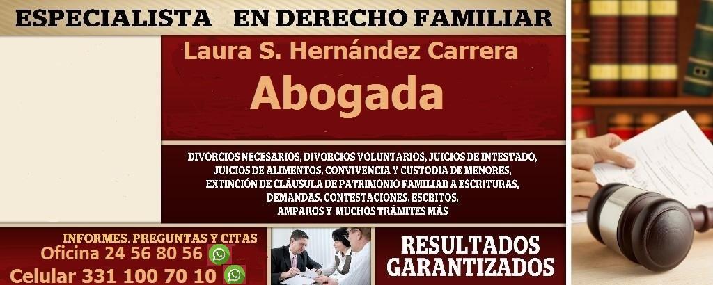 Abogada de Guadalajara especialista en trámites de divorcio