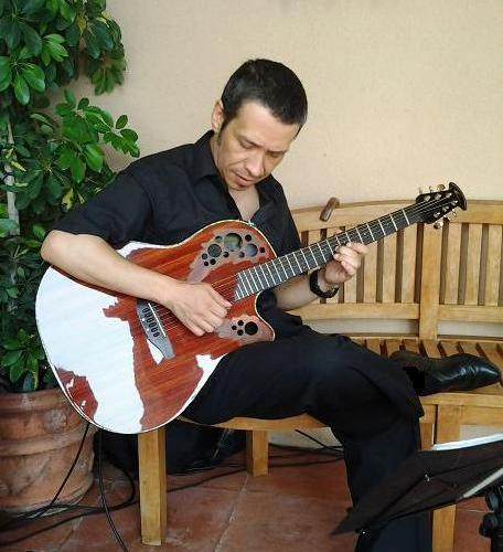 Dúo de guitarras, bodas, eventos, toda cataluña
