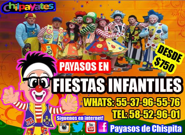 PREMIOS SORPRESAS SHOW DE PAYASOS EN ECATEPEC