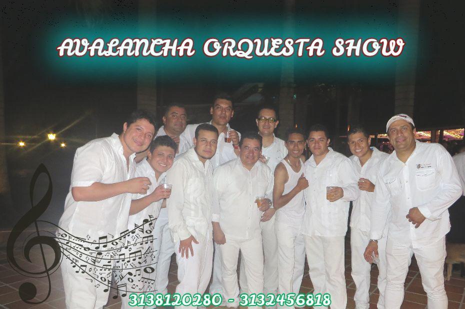 orquesta tropical en villavicencio
