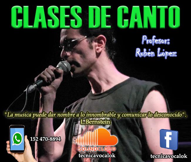 ¡¡¡Ante el virus, música: CLASES DE CANTO A DISTANCIA!!!