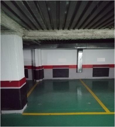 Alquiler plaza de parking