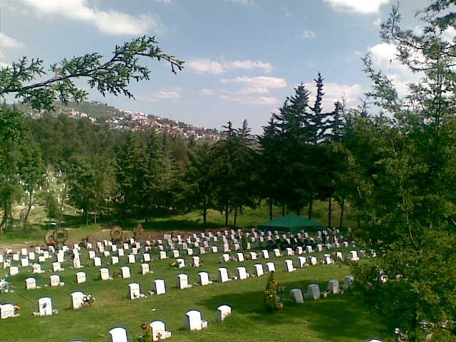 Cementerio Parque Memorial Gayosso fosa dúplex Loma Fresno
