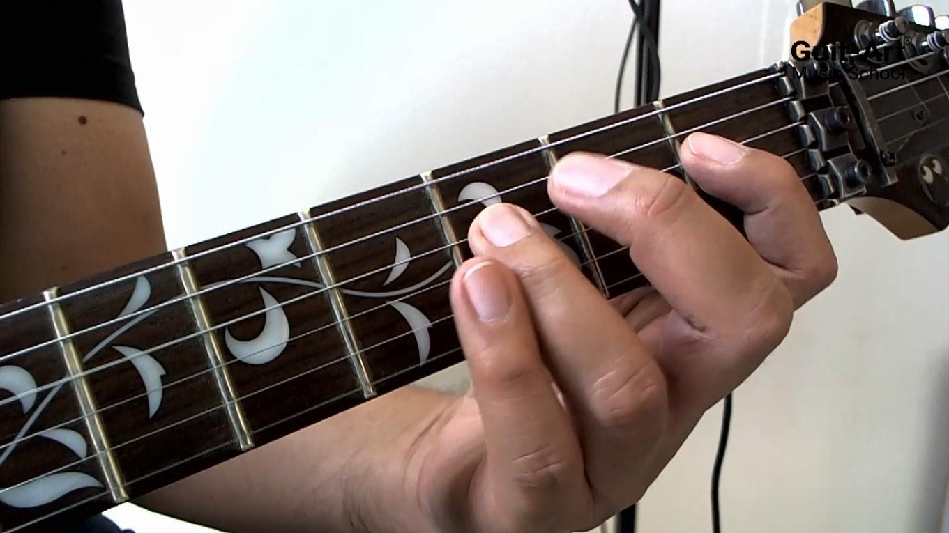 Clases Personalizadas De Guitarra. Presenciales y en línea.